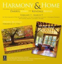 Harmony & Home exhibit at Ivy Tech