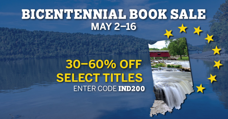 Indiana Bicentennial Book Sale