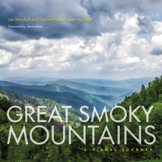 Cover of Lee Mandrell and DeeDee Niederhouse-Mandrell's 'The Great Smoky Mountains'