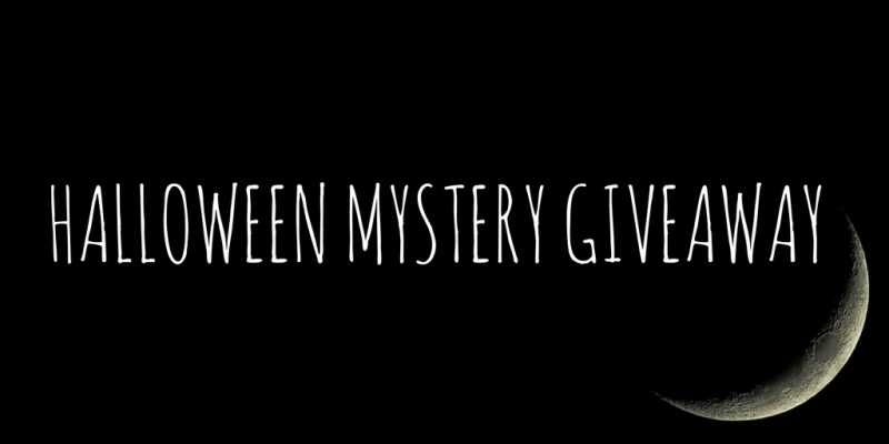 HALLOWEEN MYSTERY GIVEAWAY