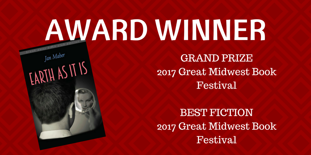 Earth As It Is Wins Grand Prize At Great Midwest Book Festival
