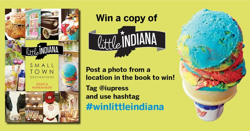 Little Indiana Giveaway FB