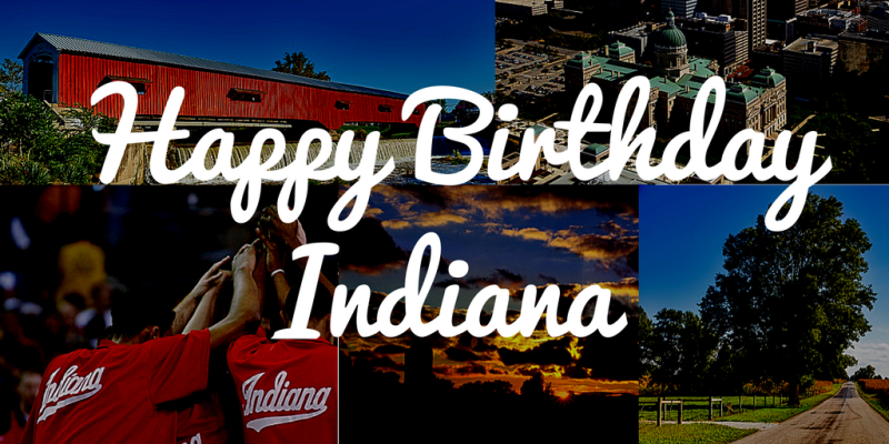 Indiana birthday