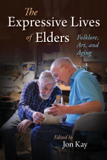 978-0-253-03708-4 CL Kay Expressive Lives of Elders Cover