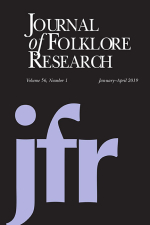 Journal of Folklore Research 56.1