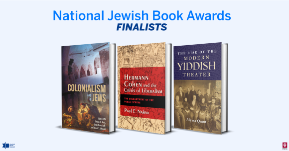Jewish Book Awards Blog